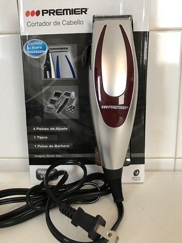 maquina afeitar cabello barba premier nueva original oferta