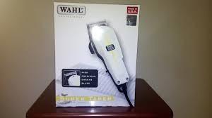 maquina afeitar profesional wahl raya fina