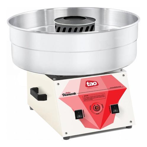 máquina algodão doce profissional industrial 110v 220v tao