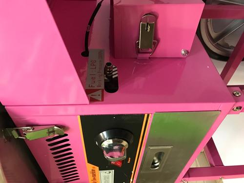 maquina algodón azúcar