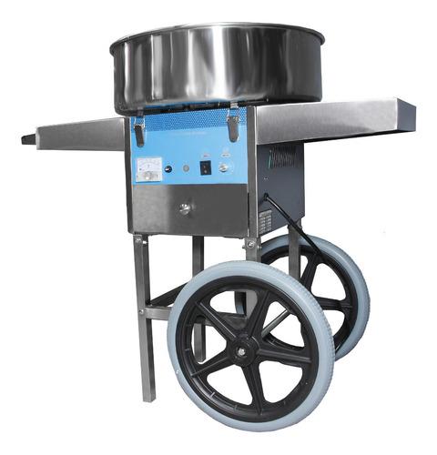 maquina algodon azucar carrito algodonera comercial