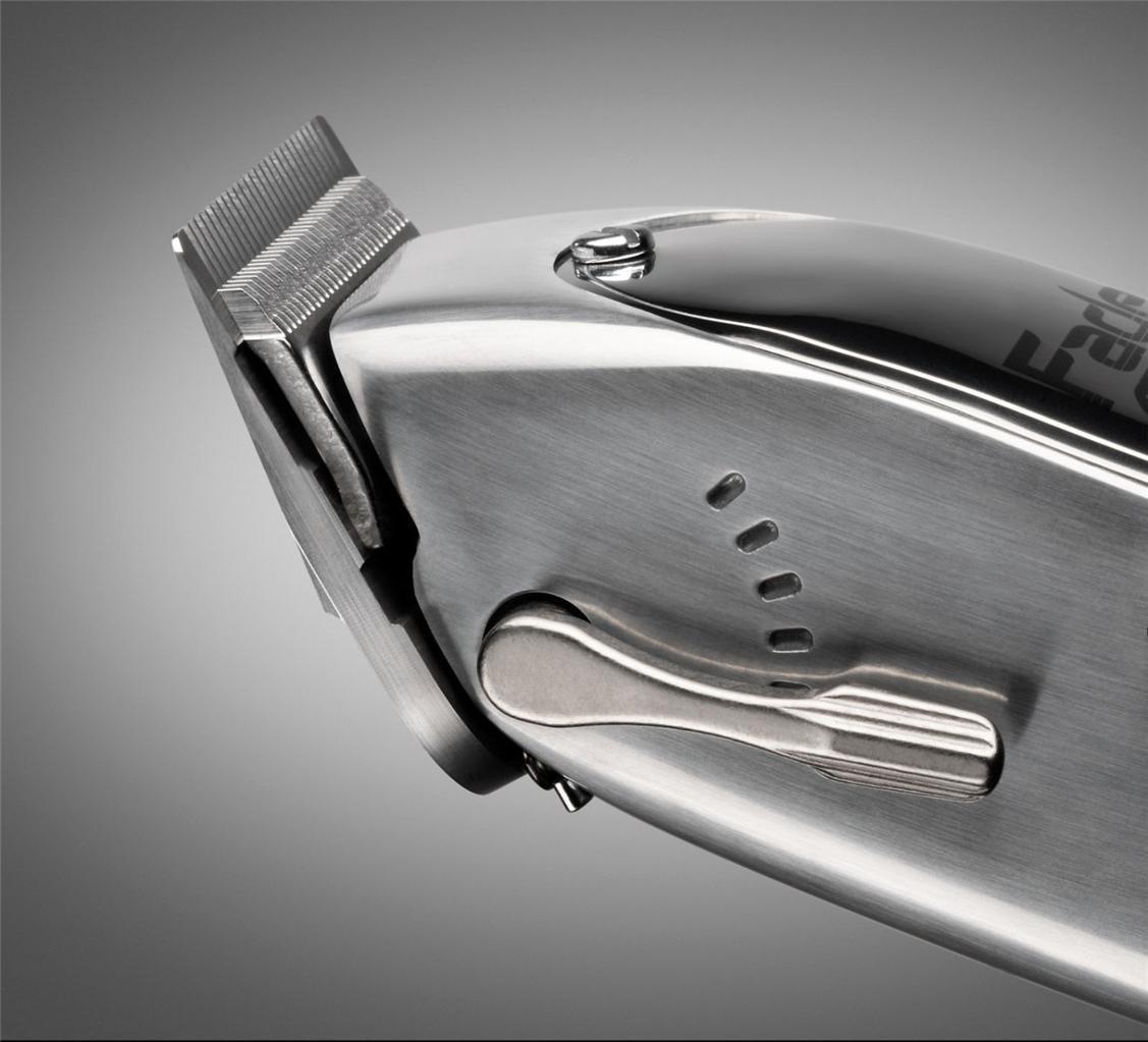 maquina andis fade master metalica  clipper navaja ajus  en mercado libre