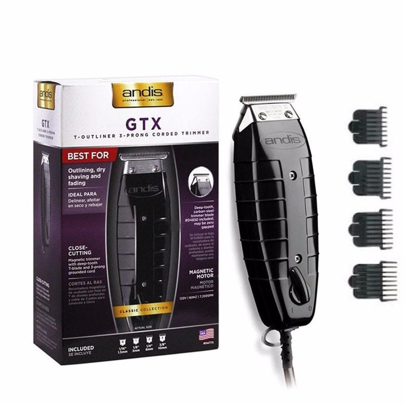 f3743a666 máquina andis gtx t- outliner corded trimmer profissional. Carregando zoom.