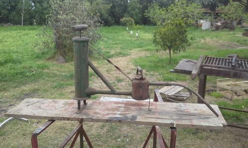 maquina antigua de matar hormigas