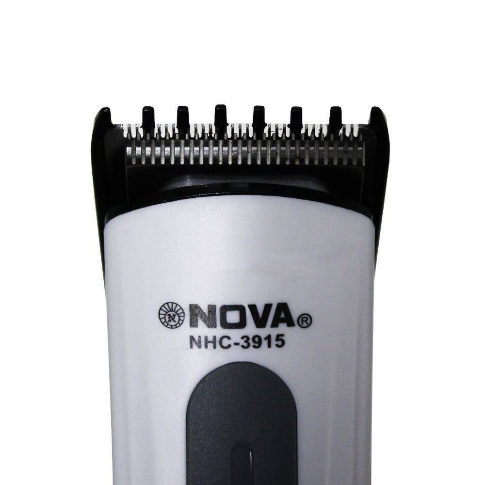 maquina aparador barba elétrico nova nhc-3915 bivolt perna. Carregando zoom. ea49b1e558eb