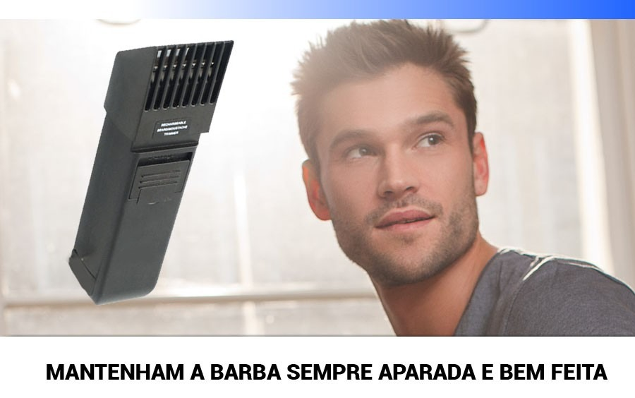 Adesivo De Quarto Para Bebe ~ Maquina Aparador De Barba Cabelo Pelos Axilas Depiladora R$ 24,48 em Mercado Livre