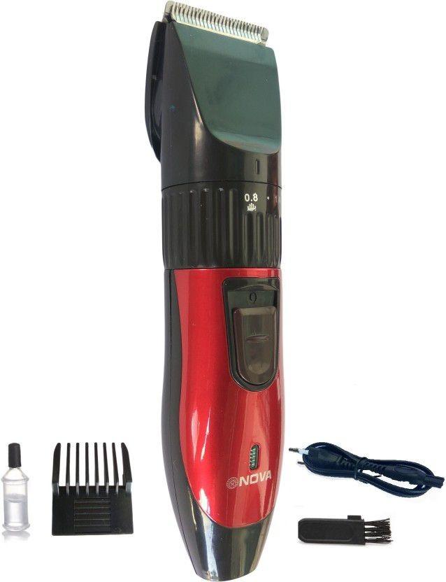 máquina aparador de barba cabelo pelos nhc-8801 recarregável. Carregando  zoom. 15f4deb4d941