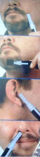 maquina aparador depilador pelos nariz orelha sobrancelha