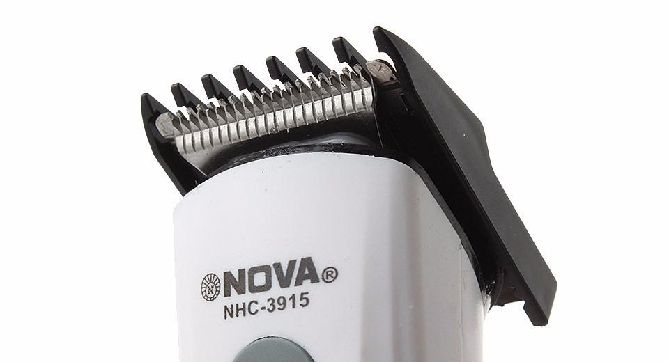 maquina aparador elétrico nova nhc-3915 bivolt perna barba. Carregando zoom. 4f05825d1395