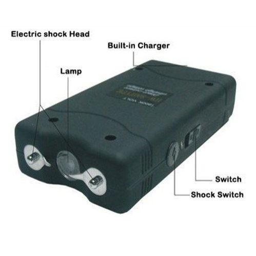 máquina aparelho de choque defesa pessoal taser