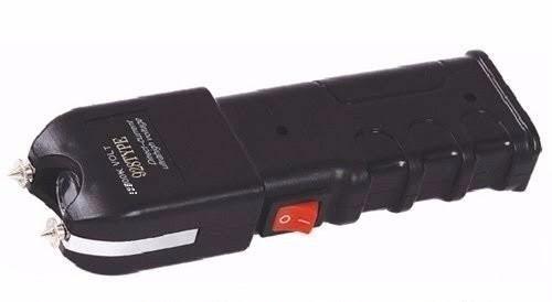 máquina aparelho de choque defesa pessoal teaser 12.000kv