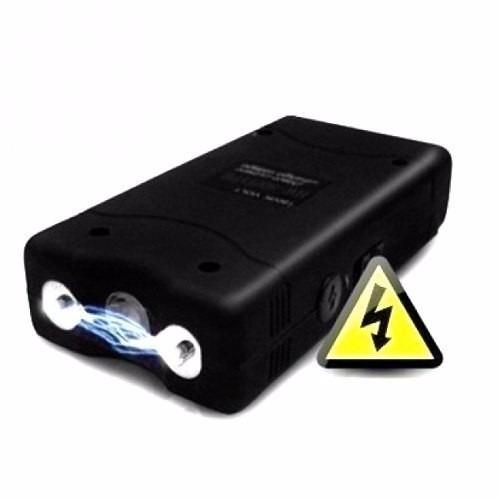 maquina aparelho de choque e lanterna defesa pessoal