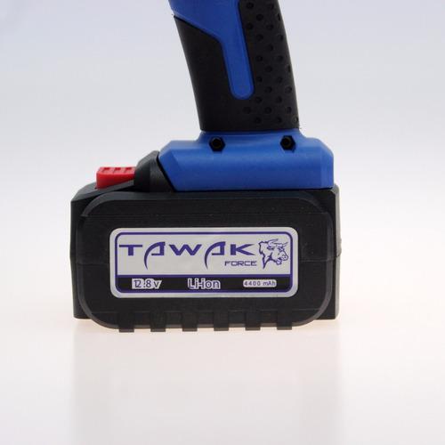 máquina atar nudo alambre atadora hierro construcción tawak