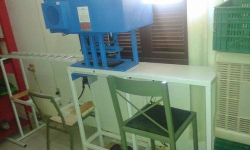 maquina automatica de fabricar chinelo