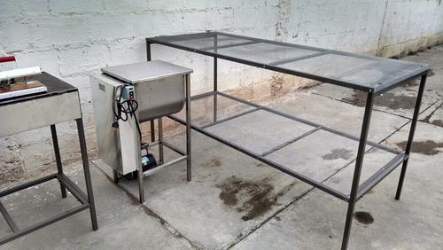 maquina automatica para tortillas de harina(equipo completo)
