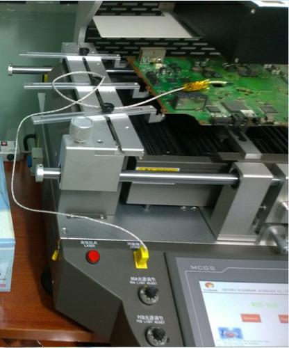 máquina automática wds600 para hacer reballing nueva en cali