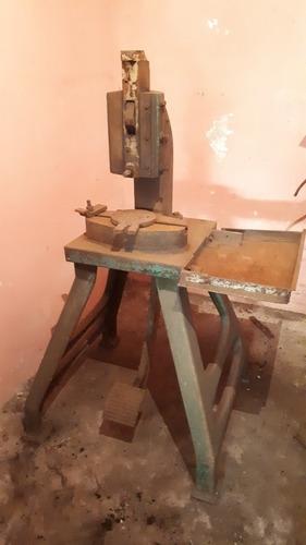 máquina balancin manual de pedal