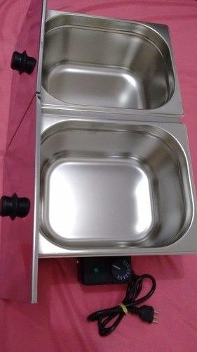 maquina banho maria para derreter chocolate