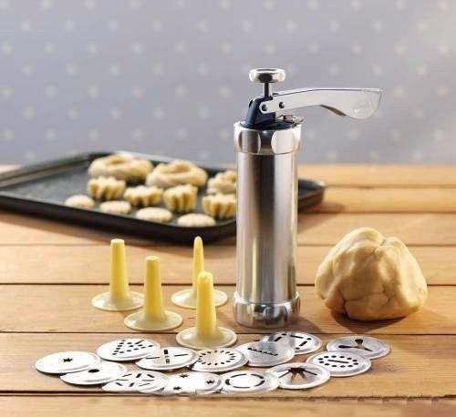maquina biscoito decoração