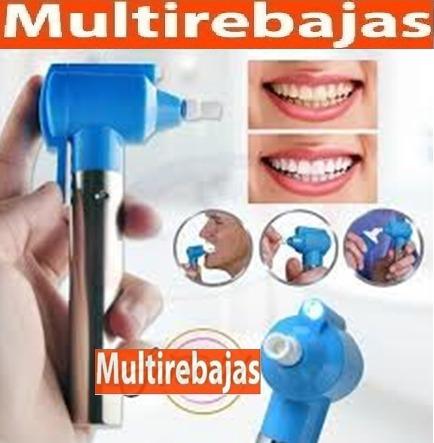 maquina blanqueador dental pulidor de manchas sin dolor