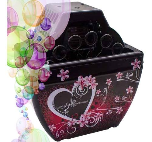 maquina bolhas sabão bolha