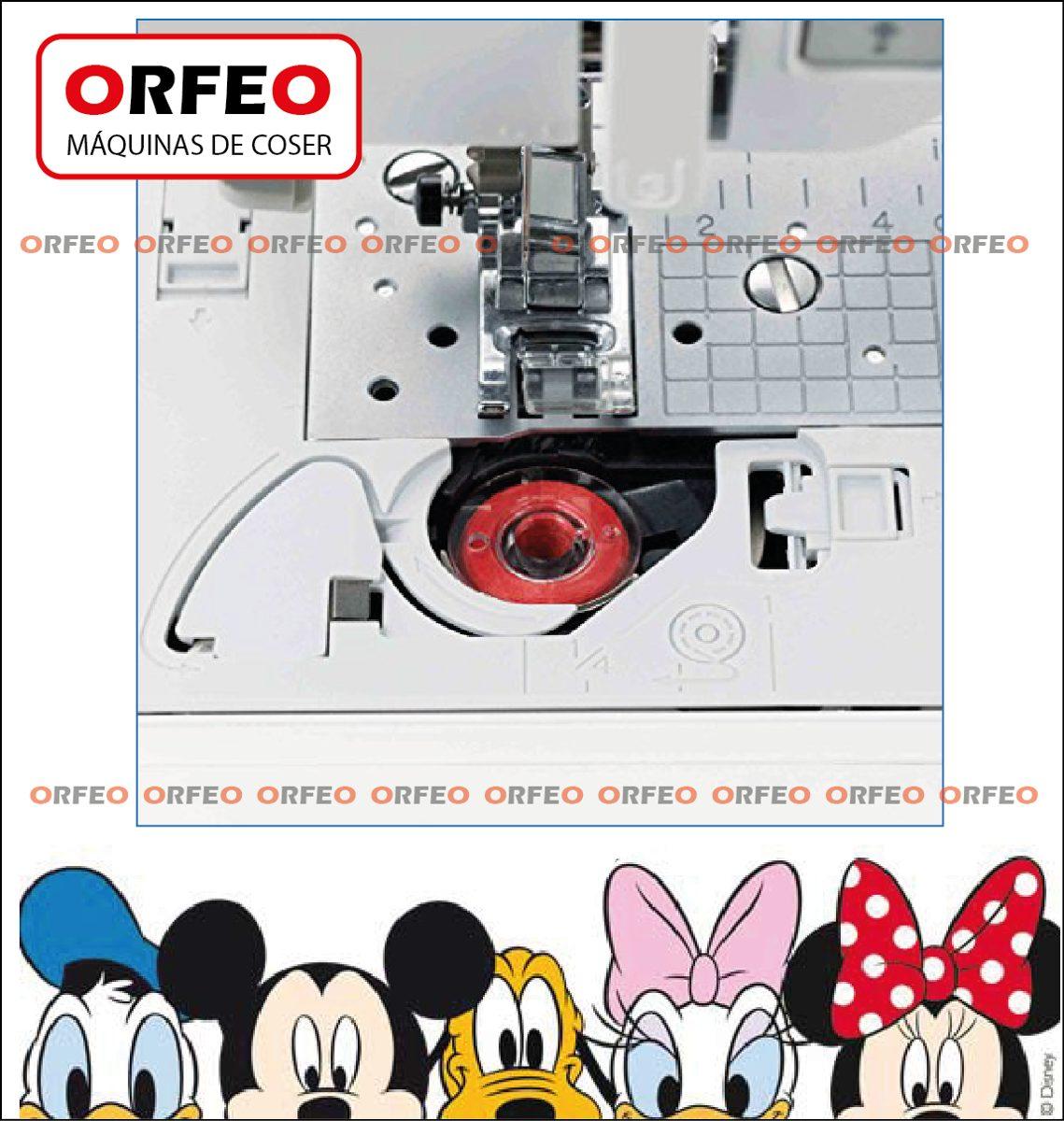 Maquina Bordadora Familiar Brother Pe 540d Disney Original - $ 1.469 ...