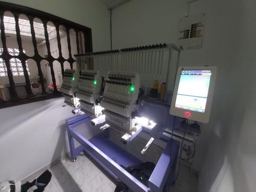 maquina bordadora rikoma nueva y segúnda