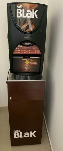 maquina bunn dispensadora café, capuccino, vainilla