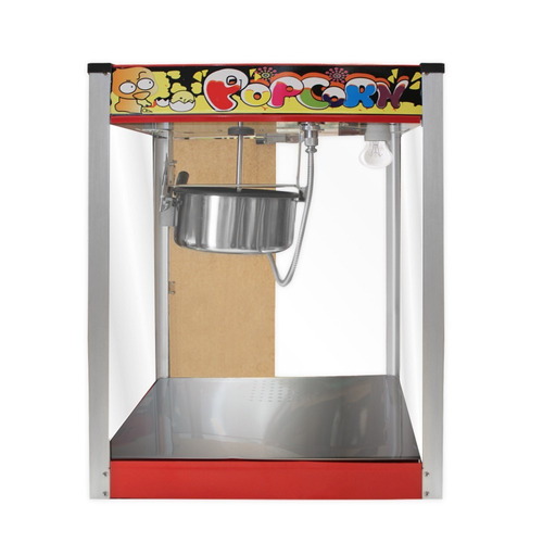 máquina cabritas palomitas pop corn grande profesional