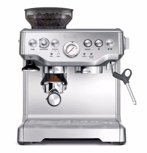 maquina café breville bes870xl - espresso nueva!