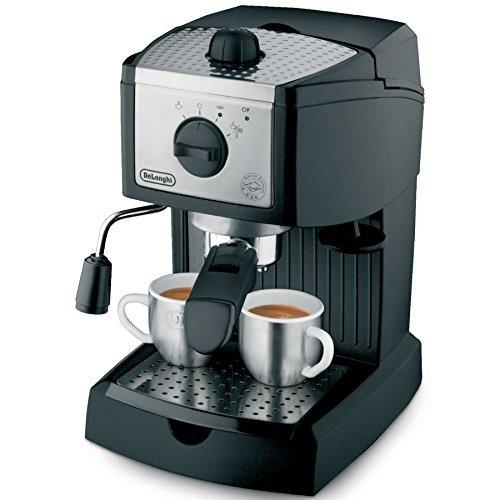 máquina café expresso capuccino de´longhi importada
