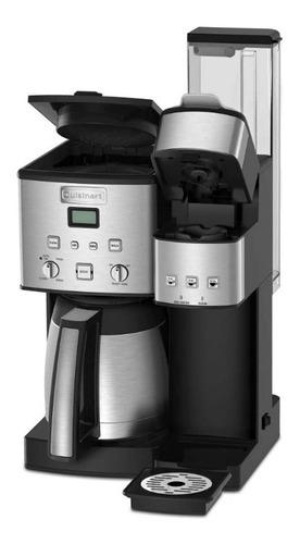 maquina cafetera cuisinart ss-15 10 tazas con jarra térmica