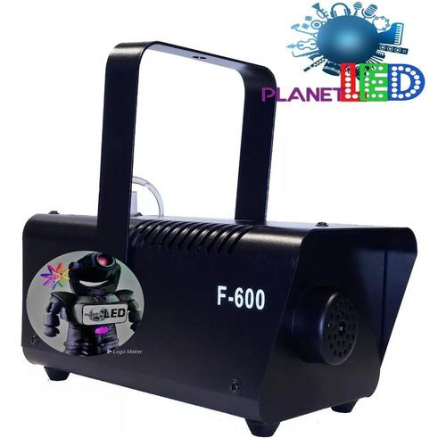 maquina camara de humo 600w nueva inalámbrica+potencia