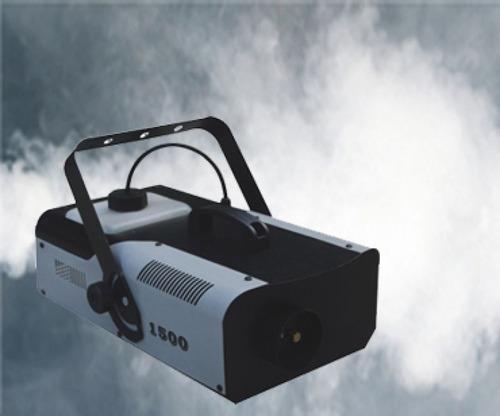 maquina camara de humo 600w nueva inalámbrica+potencia disco