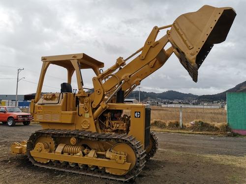 maquina cargador frontal de orugas caterpillar 955l serie 13