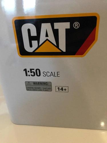 máquina cat a escala
