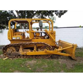 Máquina Caterpillar D6c