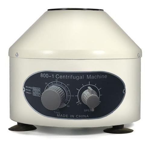 maquina centrifugadora  centrifuga prp 4000rpm laboratorio