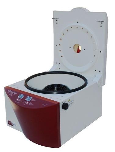 máquina centrifugadora digital champion f-33d 3300 rpm roja