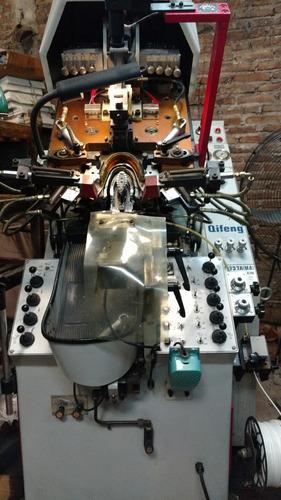 máquina cerrar punta qifeng qf-737a(ma)