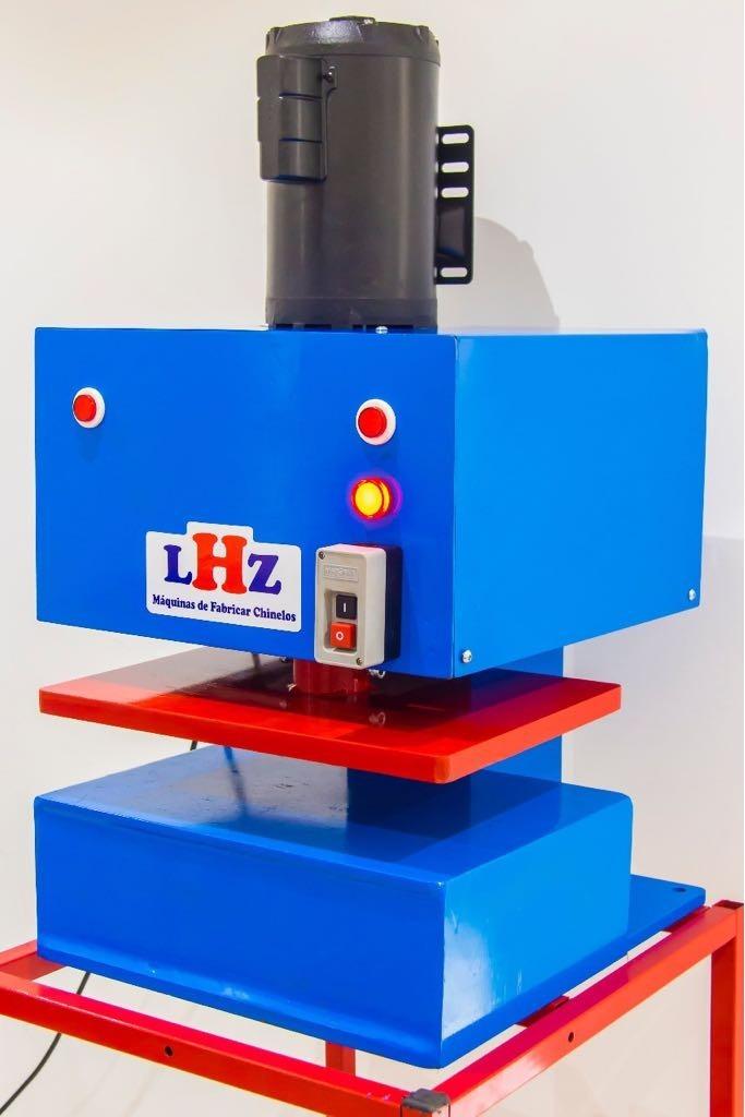 c419a7434 Maquina Chinelo Automatica Corte Par Qualidade E Rapidez Lhz - R$ 6.199,00  em Mercado Livre