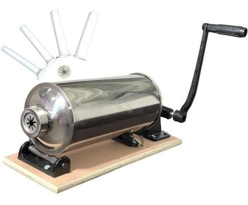 maquina churrera industrial 4 kg p/ fabricación churros m-o