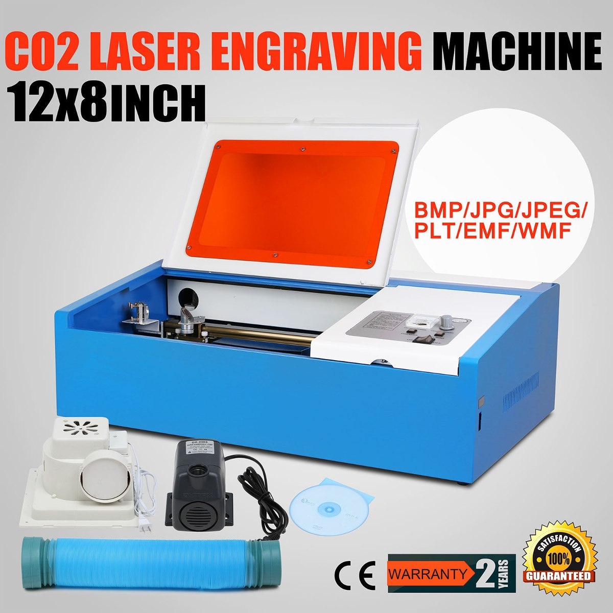 Maquina Cnc Cortadora Grabadora Laser Co2 19 800 00 En