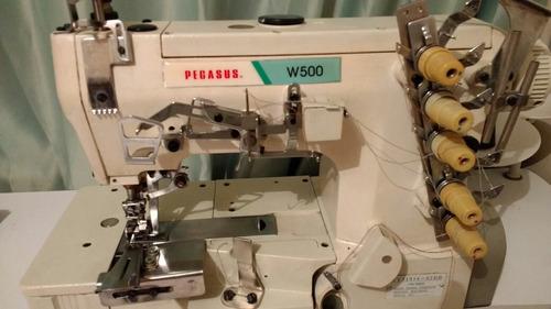 maquina collarin marca pegasus w500