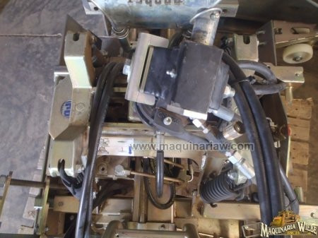 maquina colocación sujetador adoquines  industrial  6995