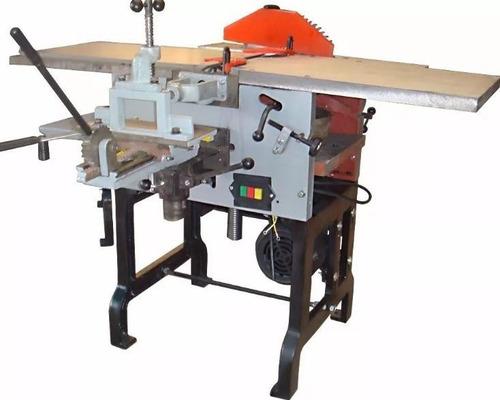 maquina combinada carpintería 6 operaciones 11 funciones