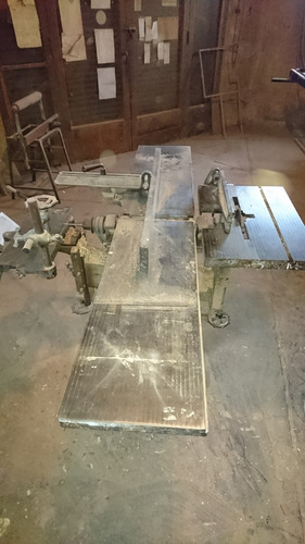 maquina combinada carpinteria marca sdv-3