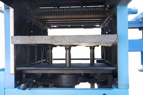 maquina combinada de carpinteria de 6 funciones de 400 mm.