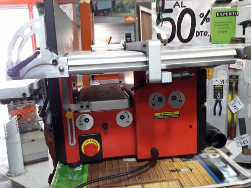 maquina combinada kld carpintería 5 funciones + regalos!