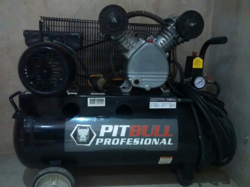 maquina compresora en buen estado y bien cuidadomarca pitbul